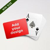 Mini Card Series – Mini-card with Jumbo Index & Landscape Front