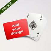 Mini Card Series – Classic Bridge Card with Landscape Front