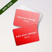 Mini Card Series - Custom Cards (landscape)