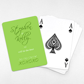 Wedding Save the Date - Personalized Card Deck