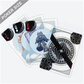 Custom Transparent Playing Cards