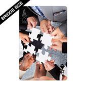 Custom Lenticular Bridge Playing Cards
