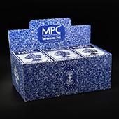 Impressions Foil Blue Back Full Brick (12 decks)