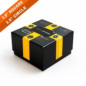 Custom Rigid Box for Large Square Cards