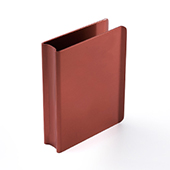 Red Playing Card Clip