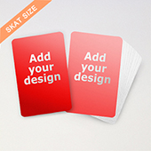 Custom Skat Size Cards