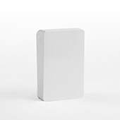 60 Blank US game Size Cards