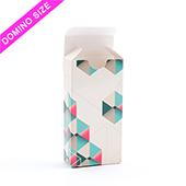 Custom Tuck Box for Domino Sized Cards