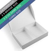 Plain Easy-Flip one-piece Game Box (Large)