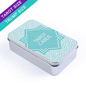 Custom Sticker Tarot Tin Box