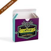 Custom Tuck Box For 2.6x3 Cards
