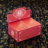 CHAO Vermillion Red Ed. Half Brick (6 decks)