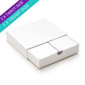 Plain Drawer Box for 2 Tarot Decks
