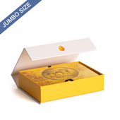 Custom Jumbo Size Magnetic Book Box