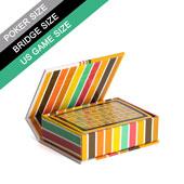Custom Magnetic Book Box for Poker size