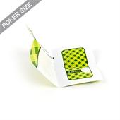 Custom Cross Fold Booklet for Poker size