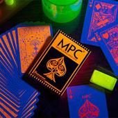 Fluorescent Pumpkin Ed. Playing Cards