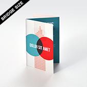 Personalized Instruction Booklet (bridge size-6 sides)