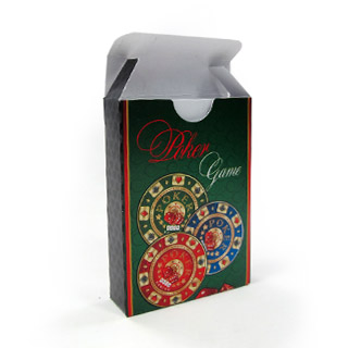 Custom tuck box