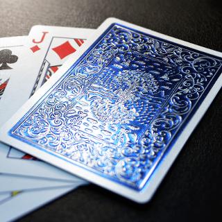Back(blue deck)