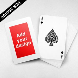Wide Border Bridge Size cards