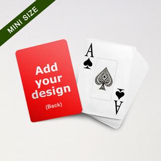 Mini Card Series – Mini-card with Jumbo Index