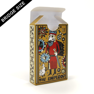 Custom Tuck Box for Playing Cards (Bridge Size)