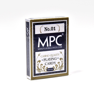 MPC® Casino Grade Cards with Blue Back