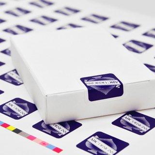 Custom Playing Cards Box Seal