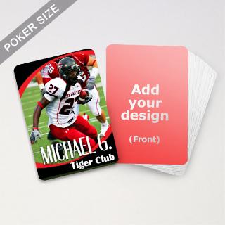 Custom Made Sports Trading Cards