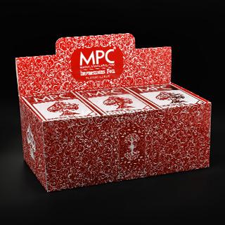 Impressions Foil Red Back Full Brick (12 decks)