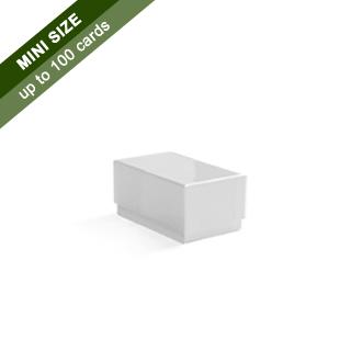 Plain Rigid Box for Micro Cards