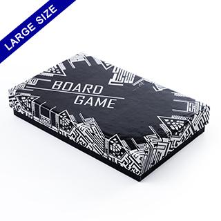 Custom Rigid Box for Large Cards
