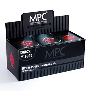 Impressions Cardinal Edition Full Brick (12 decks)