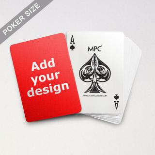 Custom Back Standard MPC Playing Cards