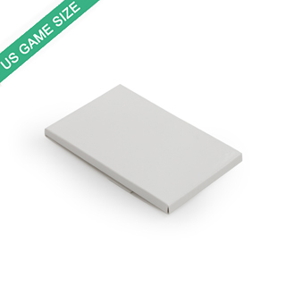 Plain Sleeve Box for 18 US Game Size Cards