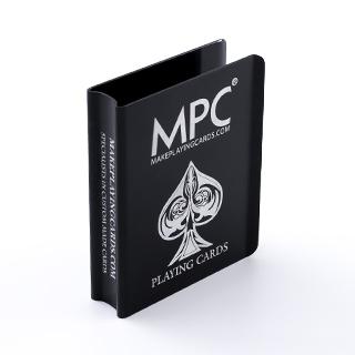 Custom Black Aluminum Card Clip
