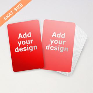 Skat size cards