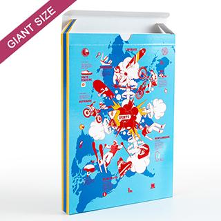 Custom box for Giant cards
