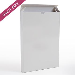 Tuck box for Giant cards