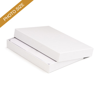 Plain Rigid boxes for playing cards-4X6X54pcs