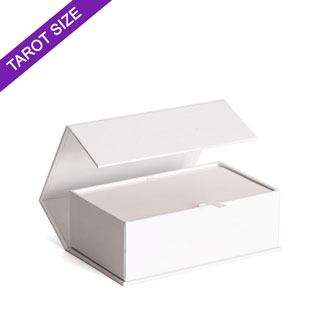 Plain Tarot Size and Booklet Magnetic Book Box