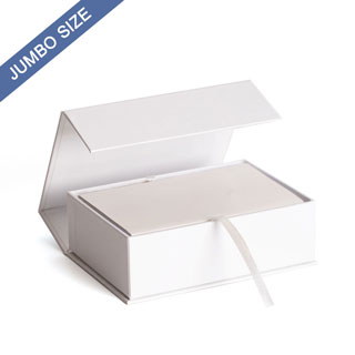 Plain Jumbo Size and Booklet Magnetic Book Box